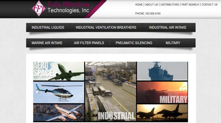 Falls Filtration Technologies, Inc.