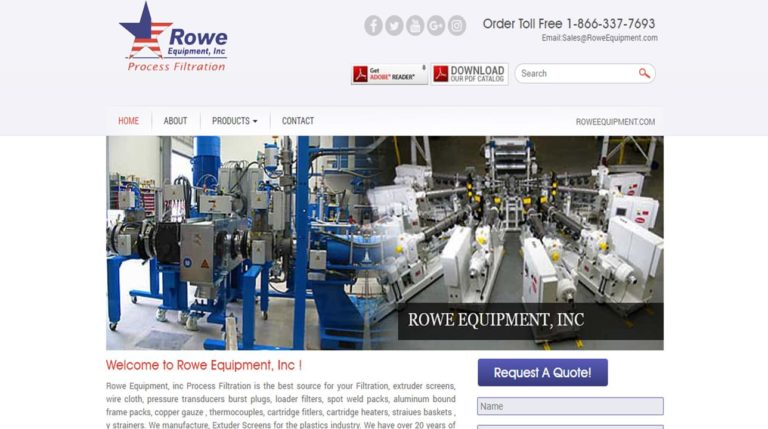 Rowe Equipment
