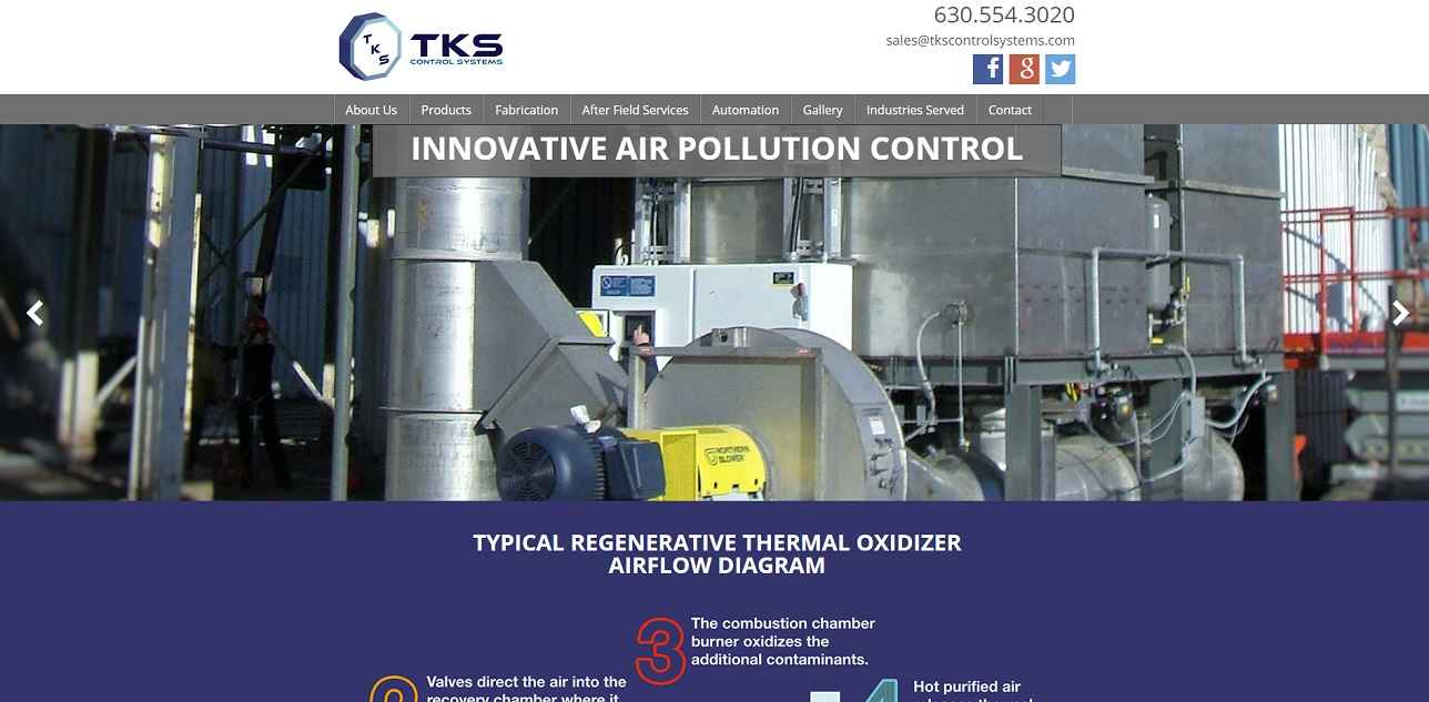 TKS Control Systems, Inc.