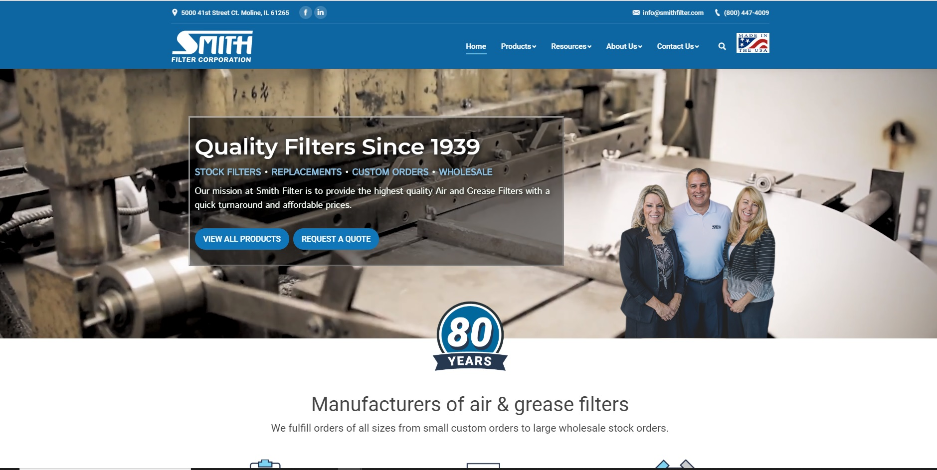Smith Filter Corporation