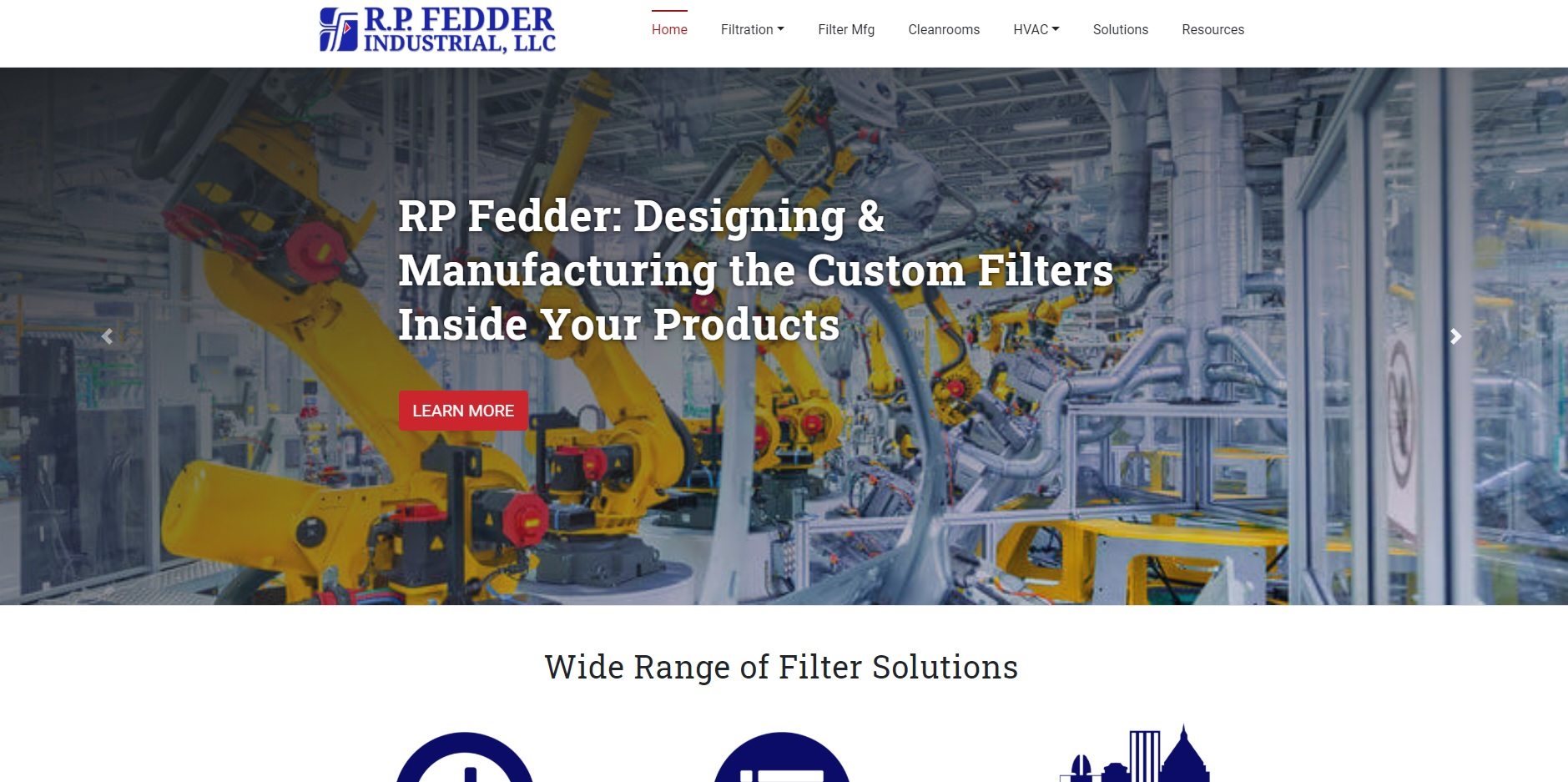 R.P. Fedder Corporation