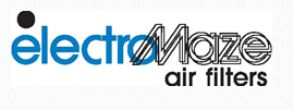 ElectroMaze® Air Filters Logo