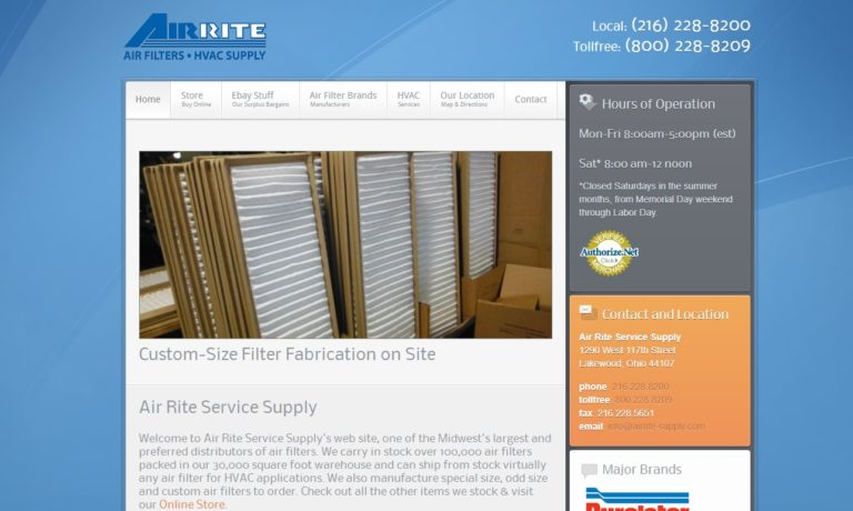 Air Rite Service Supply