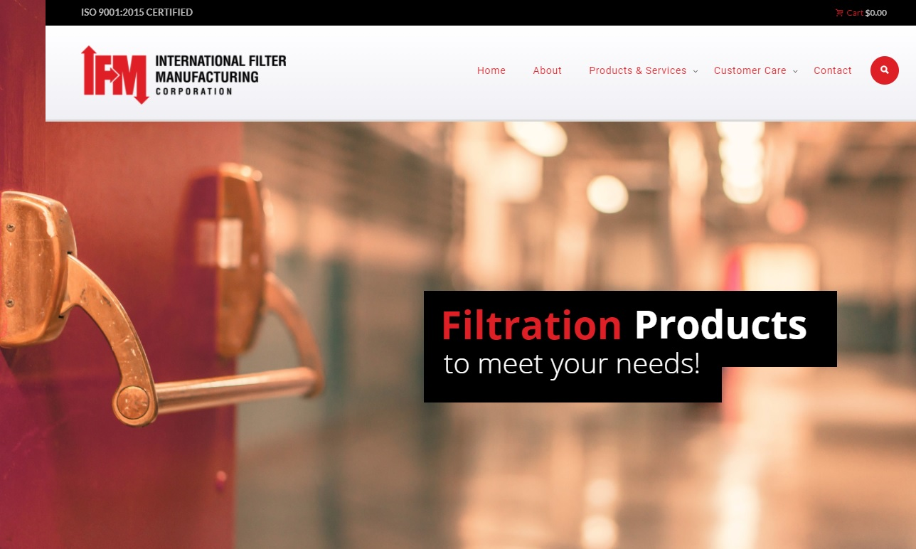 International Filter Manufacturing Corp.