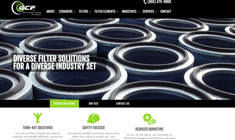 Gulf Coast Filters & Supply (GCF)