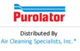 Purolator® Air Filtration Logo